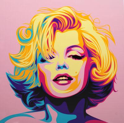 Rourke Van Dal, 'Monroe (Pink)'