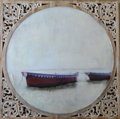 Amélie Desjardins, 'Garden on love (Varanasi, India)', 2019