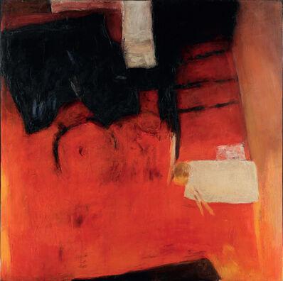 Ercole Monti, 'Tavolo Rosso', 2013