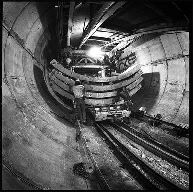 Armando Arorizo, 'Metro Tunnel', 1988-1990