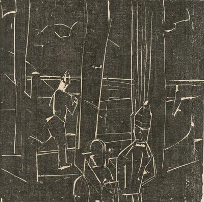 Dietrich Burger, 'Jogger', 1986