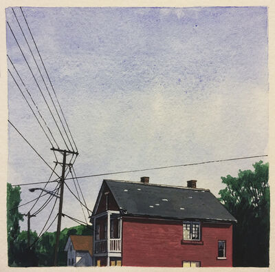 Christopher Burk, 'Connected - Cleveland - E. 76th Street', 2016