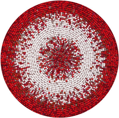Nadia Myre, 'Meditations on Red #1', 2013