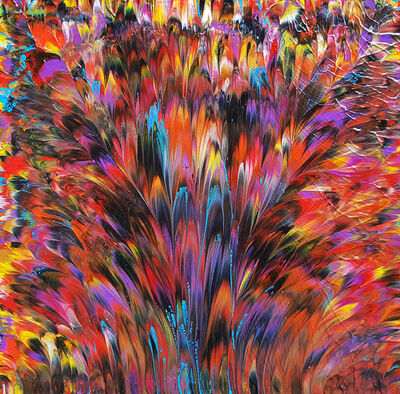 Alexandra Romano, 'Tropical Blaze No.2', 2018