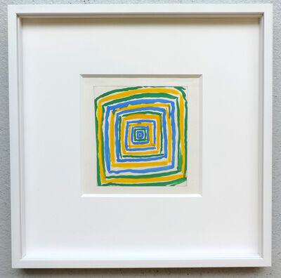 Aurelie Nemours, 'E8 (Re Rom 82) ', 1960-1970