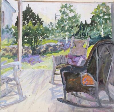 Rebecca Thompson, 'Gathering Place '