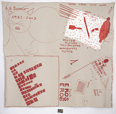 Artur Barrio, 'Untitled', 1982