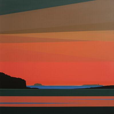 Greta Van Campen, 'Cadmium Sky', 2020