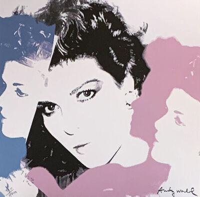 Andy Warhol, 'Princess Caroline of Monaco', 1986