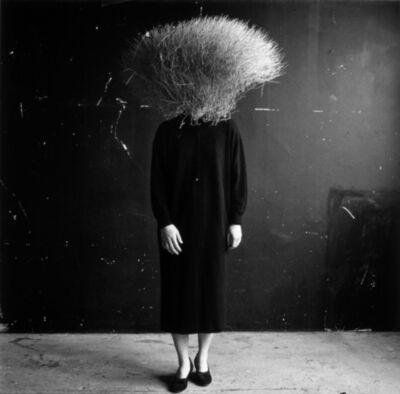 Ann Hamilton, 'body object series #5 - sagebrush', 1986