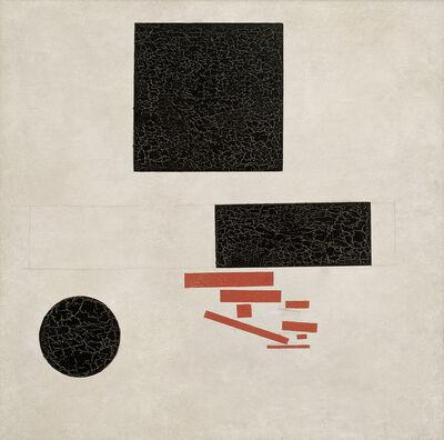 Kasimir Severinovich Malevich, 'Suprematist Composition', 1915