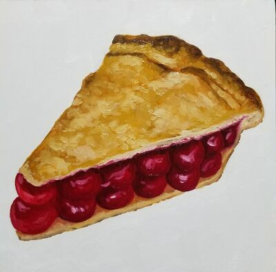 A.J. Fries, 'Damn Fine Cherry Pie', 2018