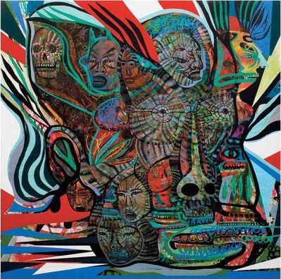 JON TODD, 'Ghost Face', 2016