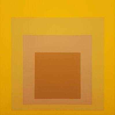 Josef Albers, 'Allusive', 1965