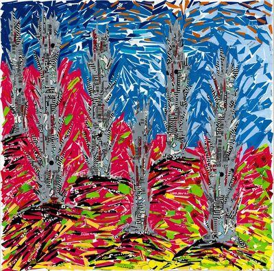 Sam Ben-Meir, 'Landscape with Six Trees'