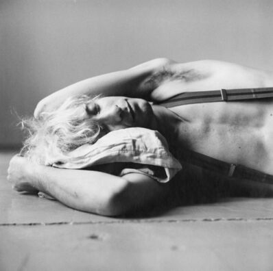 Peter Hujar, 'Dean Savard Reclining', 1984