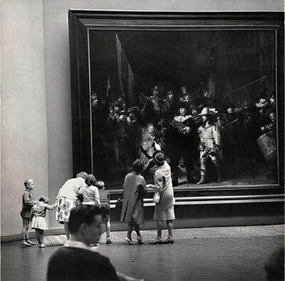 Fritz Henle, 'Rembrandt's Nightwatch, Rijks Museum, Amsterdam', 1960s