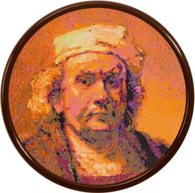 David Mach, 'Rembrandt', ca. 2013