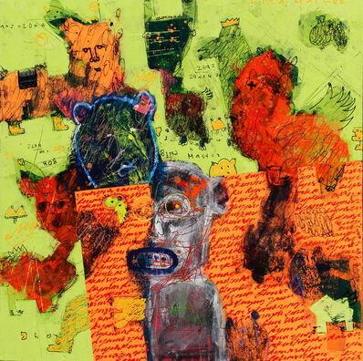 Dedy Sufriadi, 'Bird Master', 2014