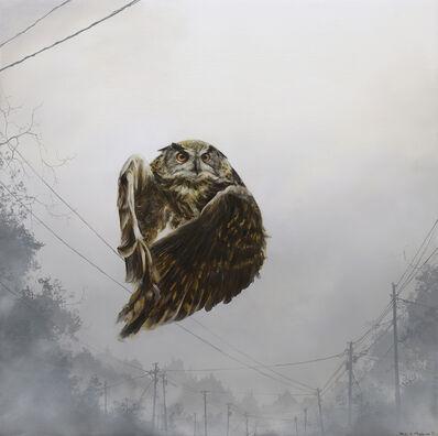 Brian Mashburn, 'Foggy Morning', 2019