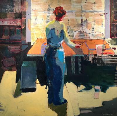 Linda Christensen, 'She Draws'