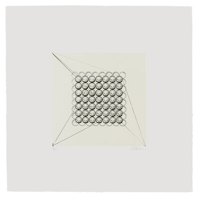 Matt Shlian, 'Retrocausality 3', 2017