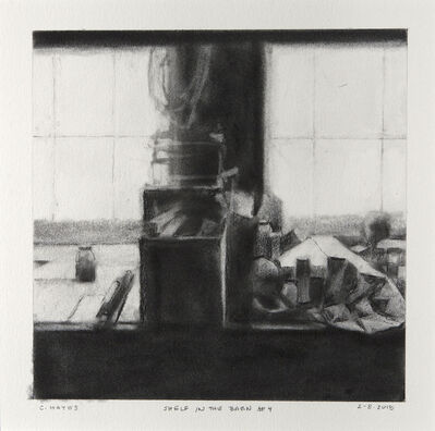 Connie Hayes, 'Shelf In the Barn #4 '