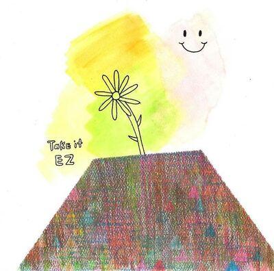 Okay Mountain, '7x7 Collaborative Drawing (#134)', 2012