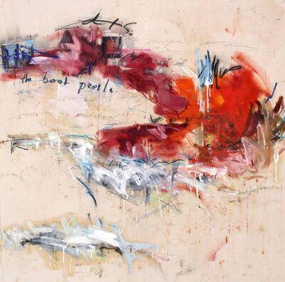 Stefan Heyer, 'Untitled (The Boat People II)', 2019