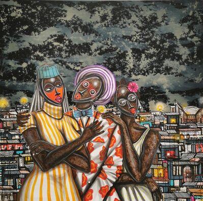 Obou Gbais, 'Polygamie', 2020