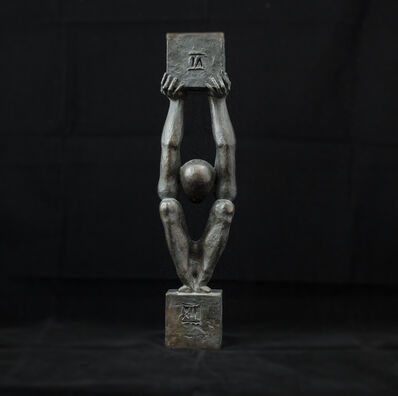 Sergii Shaulis, 'Atlas No.3', 2018