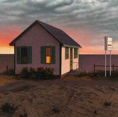 Scott Prior, 'Cabin at the Sea', 2018