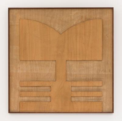 Rubem Valentim, 'Emblema - Relêvo - 85', 1985