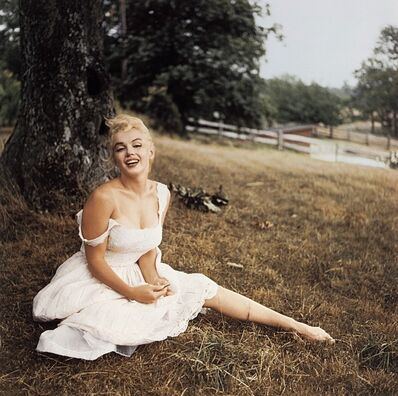"""Sam Shaw, 'From the series """"The Joy of Marilyn""""'"""