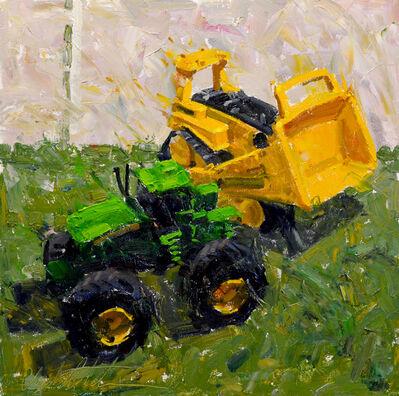 Clyde Steadman, 'Ethan's Toys', 2014