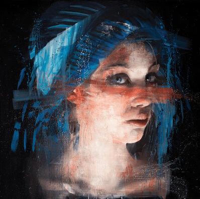 Roberta Coni, 'Blue Diletta', 2019