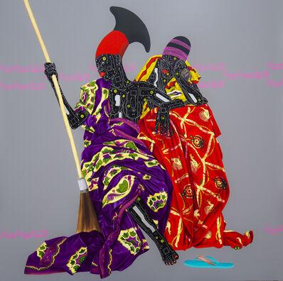Eddy Kamuanga Ilunga, 'Sans Titre', 2016