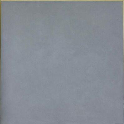 Ettore Spalletti, 'Colore che restituisce ed accoglie', 2002