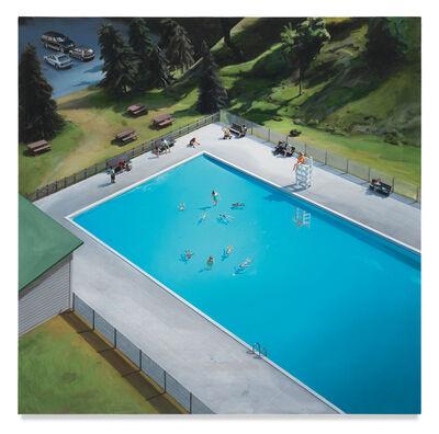 Amy Bennett, 'Floating Lessons', 2018
