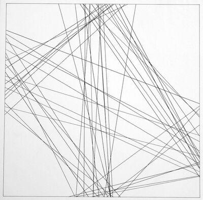 Frieder Nake, '16.3.65 Nr. 10 ', 1965