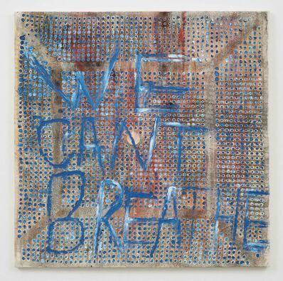 Jessica Jackson Hutchins, 'Protest Painting', 2014
