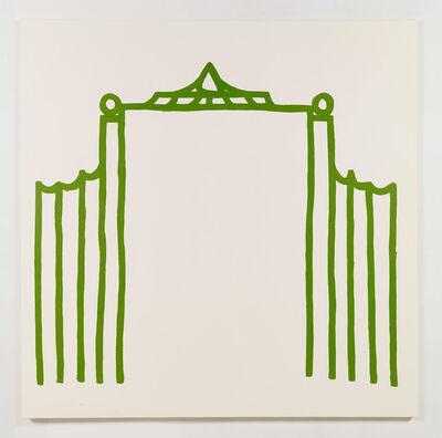 "Stephen Felton, '""Gate""', 2013"