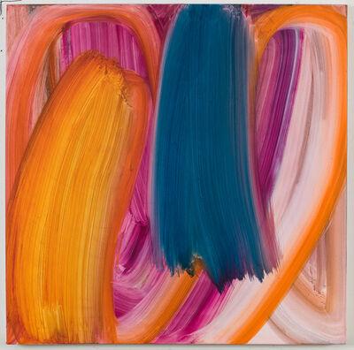 Fran O'Neill, 'brushed', 2018