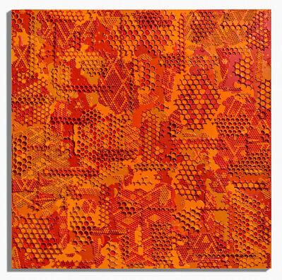 Martin Kline, 'Big Orange Bot', 2017