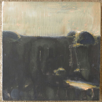 Stephanie Peek, 'Umber Garden', 1996