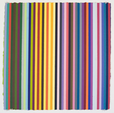 Polly Apfelbaum, 'Baby Rainbow 2', 2008