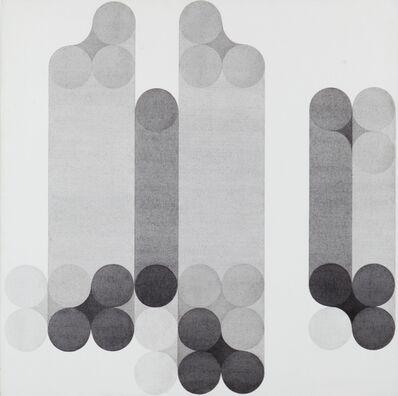 Carlo Nangeroni, 'Elementi in movimento', 1972