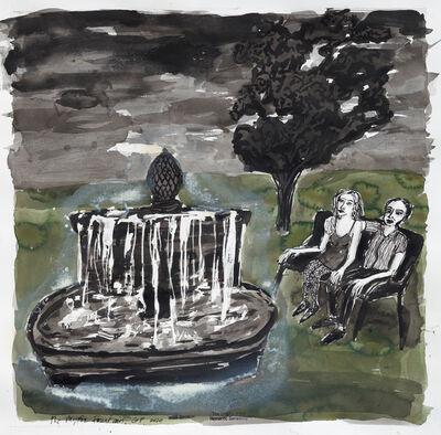 Gary Pearson, 'Mystic Fountain Study', 2020
