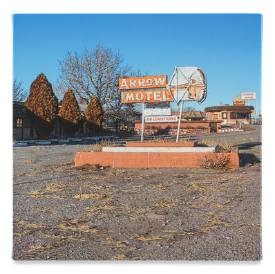 Rod Penner, 'Arrow Motel', 2020