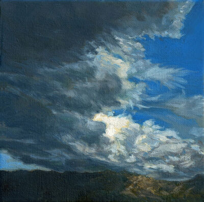 Katherine Kean, 'Angeles Forest Storm', 2014